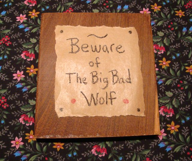 Bewareofwolf