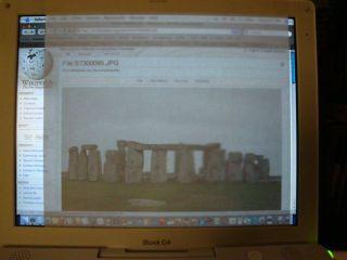 Stonehenge-computer:tracing