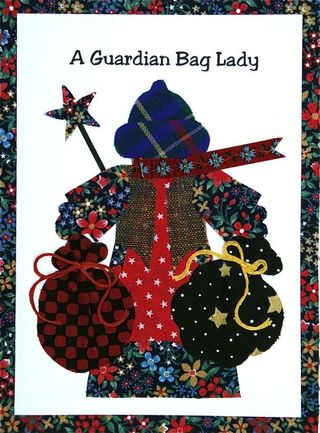 Guardianbaglady-card